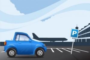 Lang parkeren op Schiphol? Voorkom een hoge rekening!